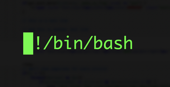 Conditional Testing in Bash: if, then, else, elif