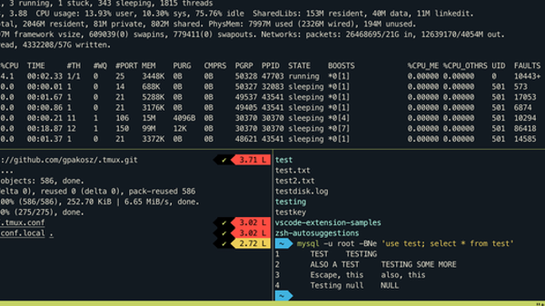 How to Use tmux on Linux for Terminal Multitasking