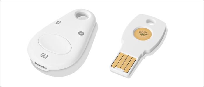 Google Titan Security Key Fob