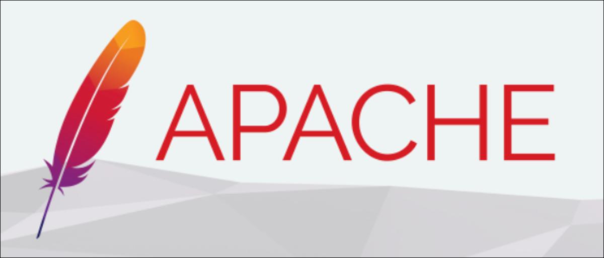Apache logo.