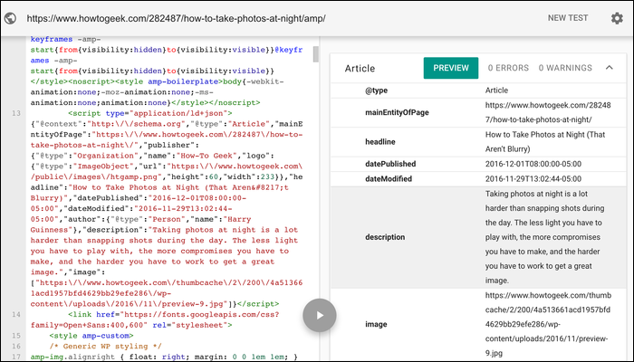 Use the structured data-testing tool to get a nice preview.