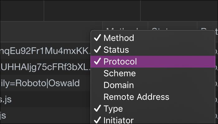 "Enable ""Protocol."""