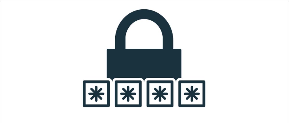 Password icon.