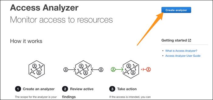 create analyzer