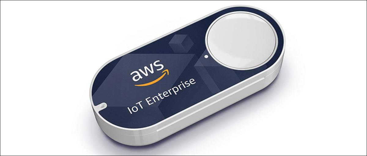 IoT Enterprise Button