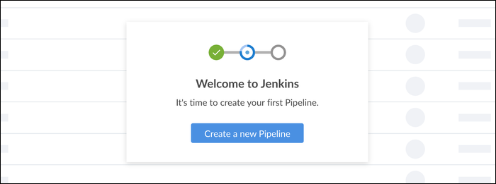 jenkins create new pipeline
