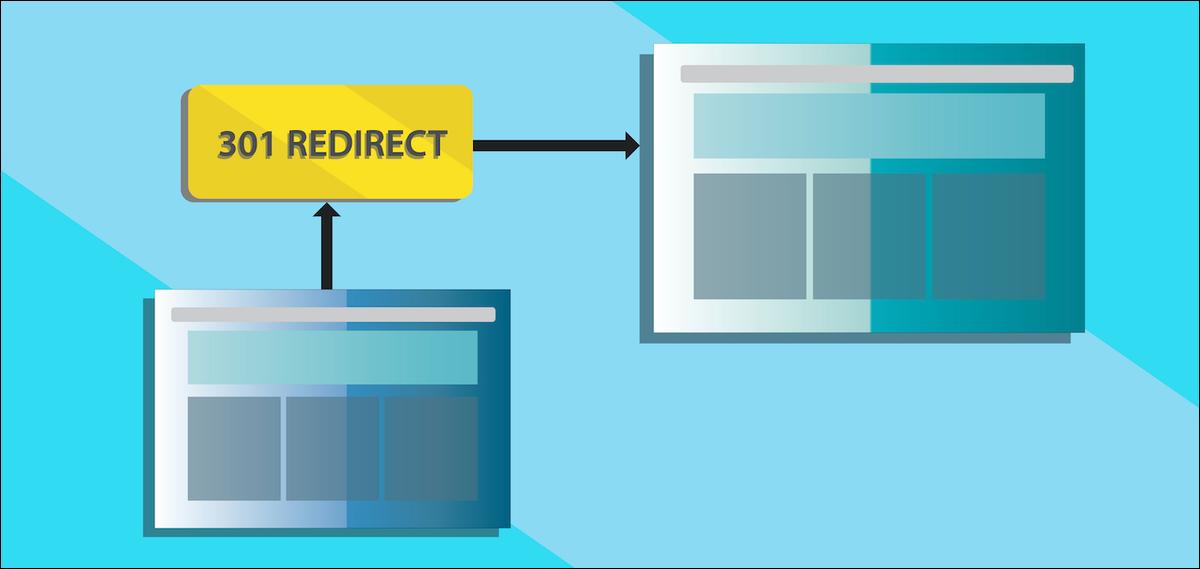 301 redirect illustration