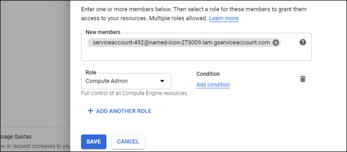 compute engine role