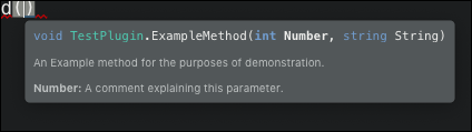 Visual Studio will generate fields for return types or parameters as well.