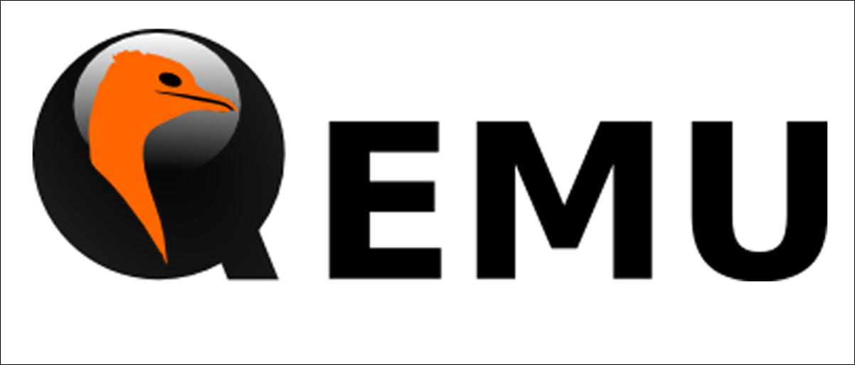 QEMU logo.