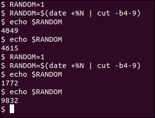 A better random number seed generator