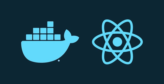 How to Dockerise A React App