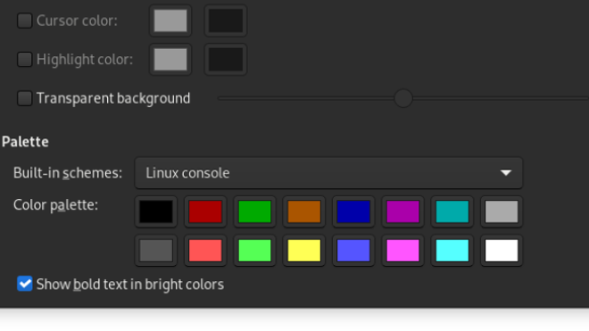Why Text in The Terminal Only Has Sixteen Colors