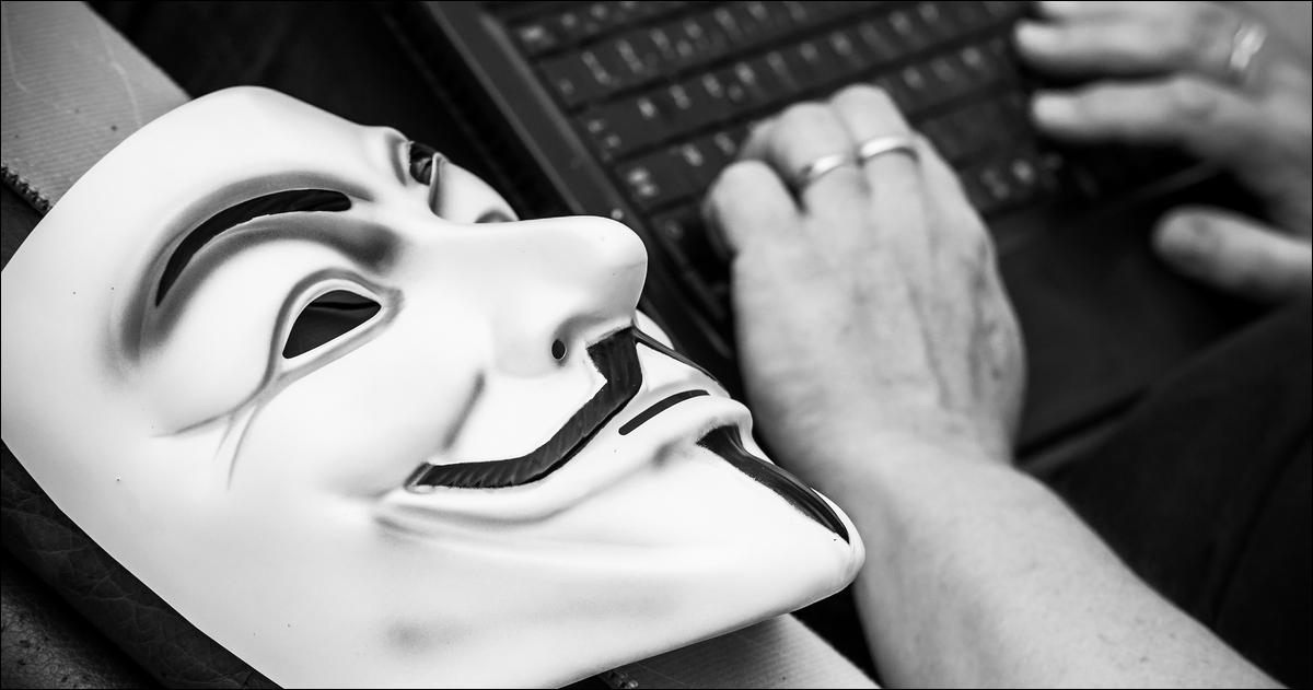 hacker mask