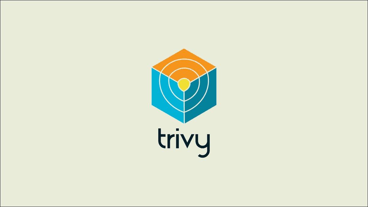 Trivy logo