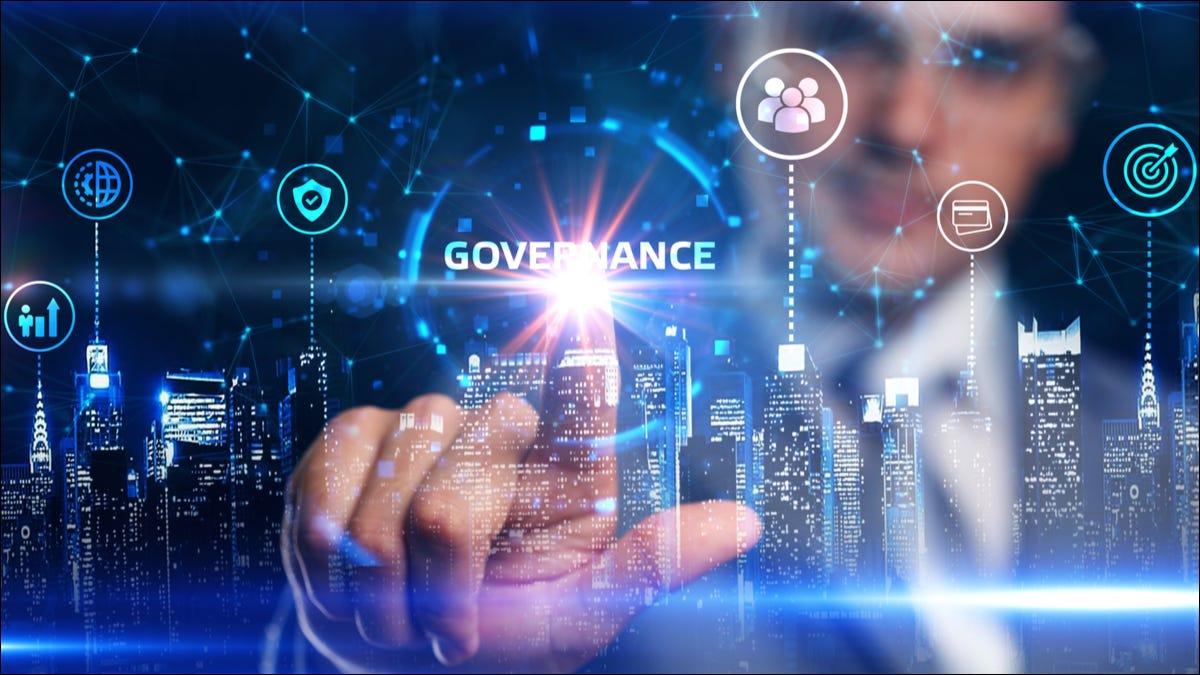 it governance illustration