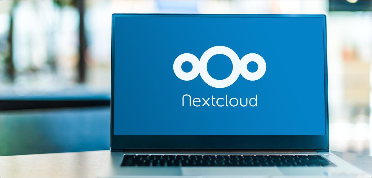 next cloud logo