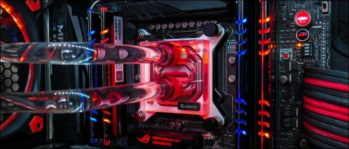 Fast CPU