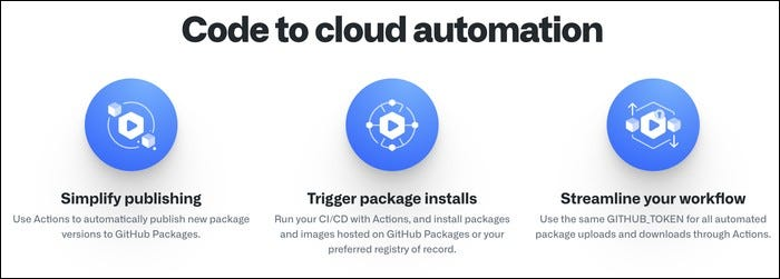 Cloud-to-cloud automation.
