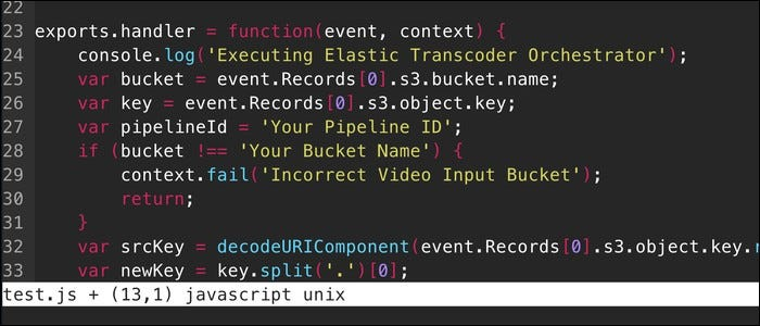 micro text editor