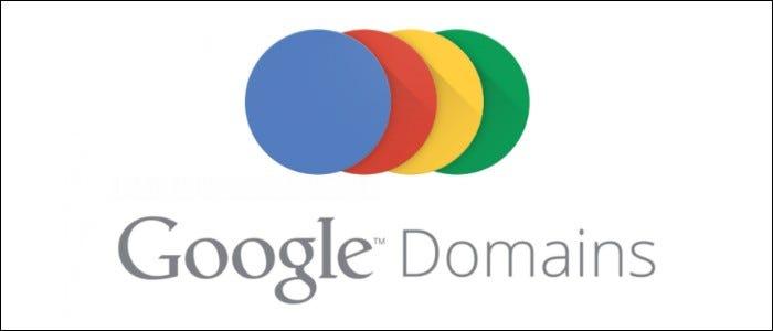 Google Domains logo