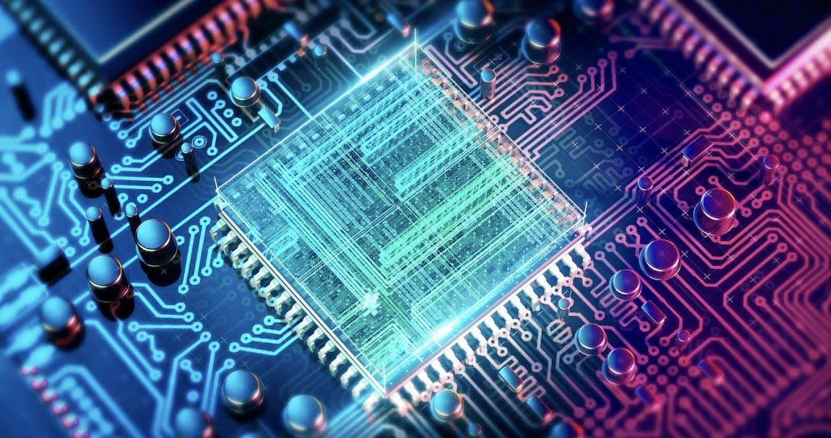 circuit board chip