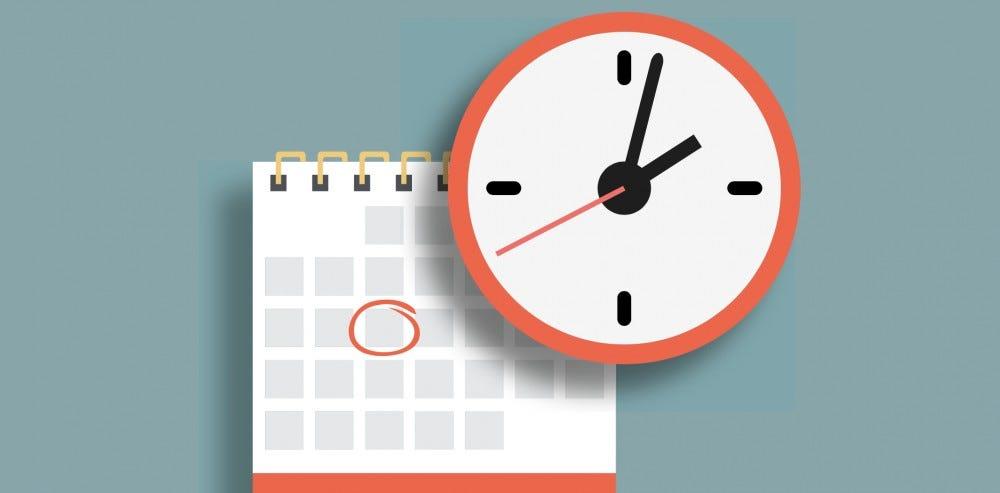 Đồng hồ và thời gian