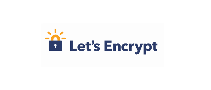 Let's Encrypt.