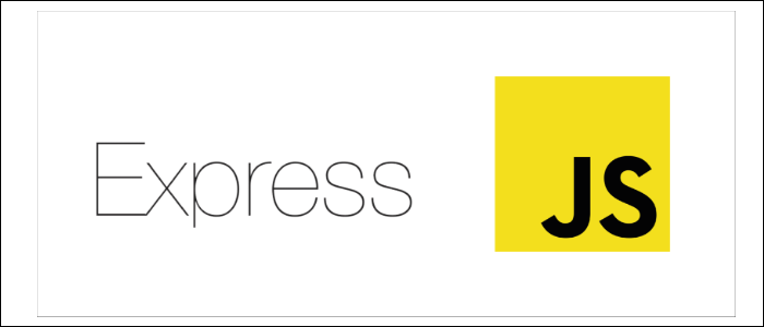 Express JS logo