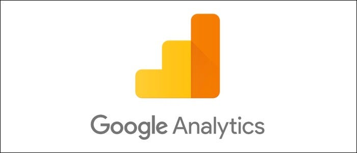 Google Analytics logo.