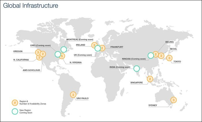 aws region map