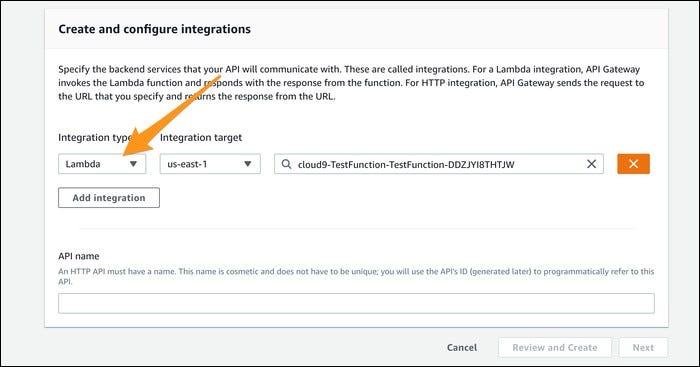 add integrations