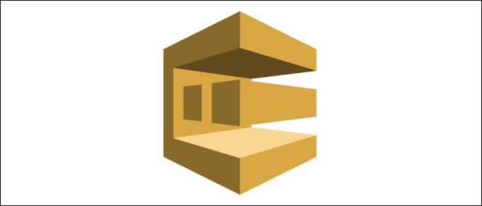 AWS SQS logo.